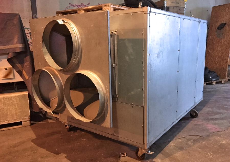 Transportables Klimagerät AHU-200