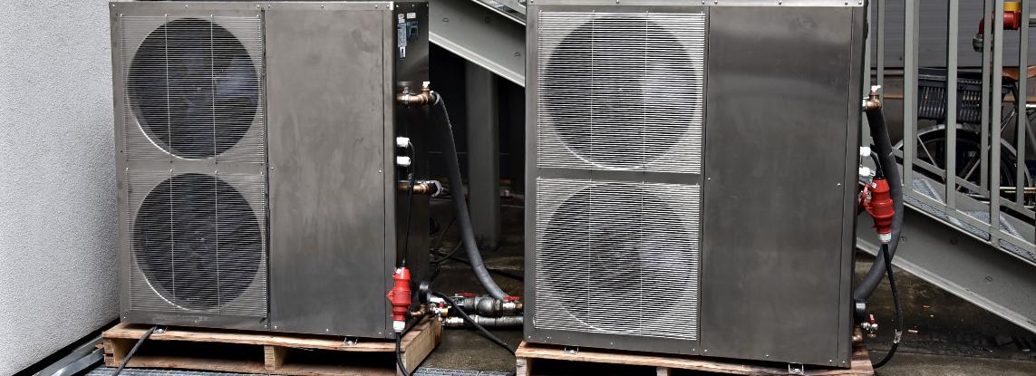 Vermietung einer Klimaanlage