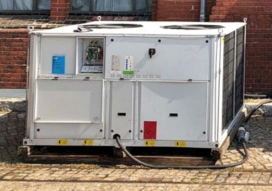 Kaltwassersatz KWS-150 hp (Heatpump)