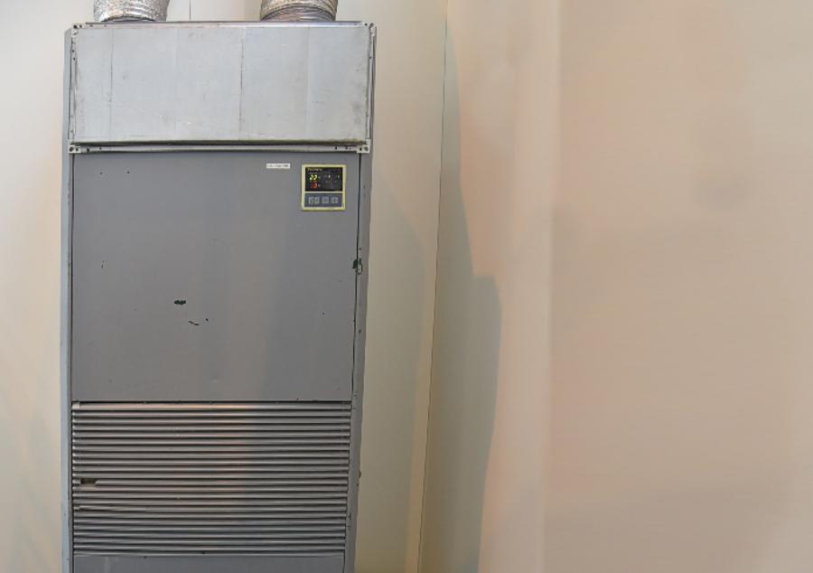 Mobiles Standklimagerät für Serverraum-Kühlung 18 kW